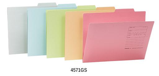 纸质分类夹GS